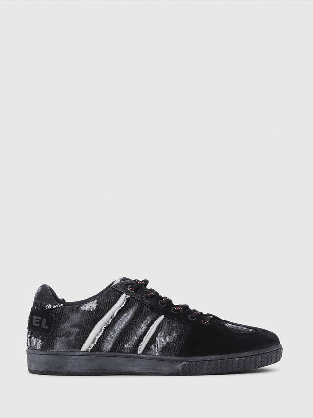 Diesel - S-MILLENIUM LC, Nero - Sneakers - Image 1