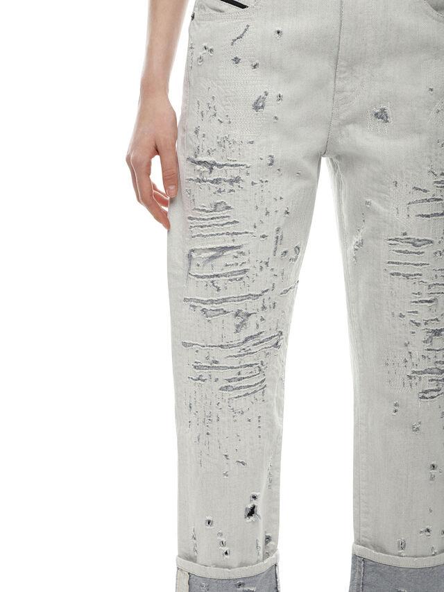 Diesel - TYPE-1815, Bianco - Jeans - Image 4