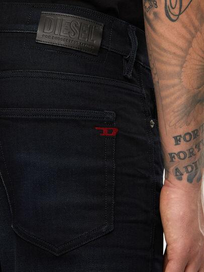 Diesel - D-Vider 084AY, Blu Scuro - Jeans - Image 4