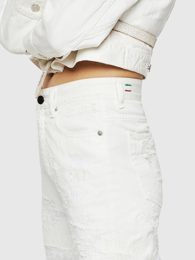 Diesel - D-Eiselle 069IJ, Bianco - Jeans - Image 7