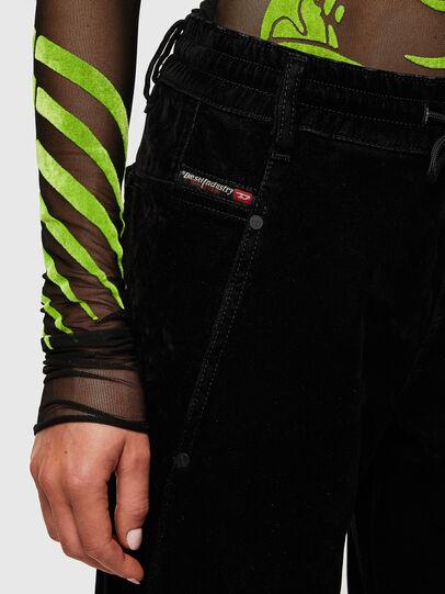 Diesel - Krailey JoggJeans® 069TB, Nero/Grigio scuro - Jeans - Image 3