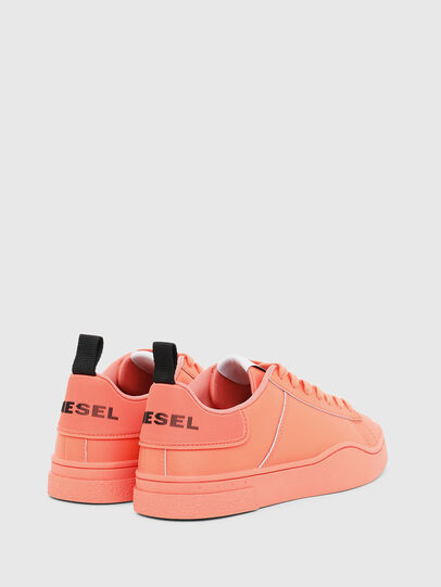Diesel - S-CLEVER LOW LACE W, Rosa - Sneakers - Image 3