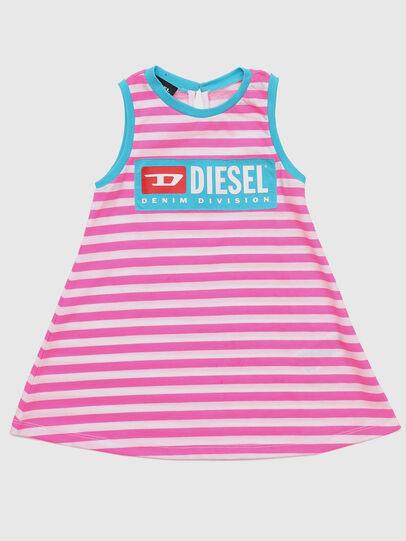 Diesel - DARIETTAB, Rosa/Bianco - Vestiti - Image 1