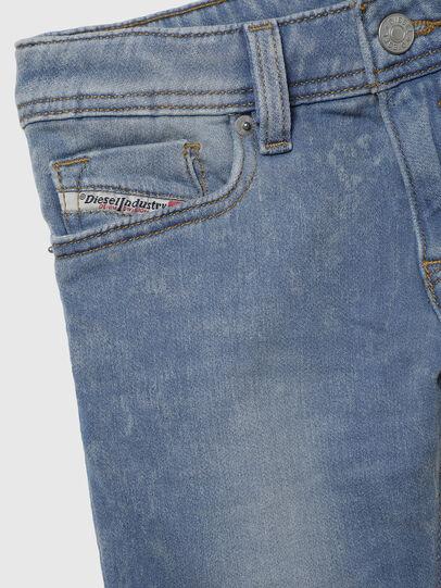 Diesel - SLEENKER-J JOGGJEANS-N, Blu - Jeans - Image 3