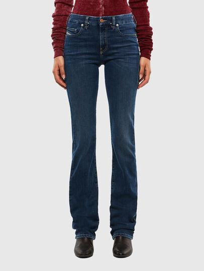 Diesel - Slandy-B 009JP, Blu Scuro - Jeans - Image 1