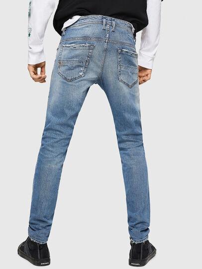 Diesel - Thommer 084AL, Blu Chiaro - Jeans - Image 2