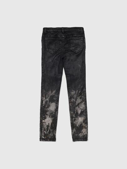 Diesel - SKINZEE-LOW-J JOGGJEANS-N, Nero/Grigio scuro - Jeans - Image 2