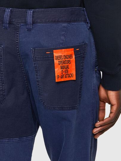 Diesel - D-Azerr 0GCAP, Blu - Jeans - Image 3
