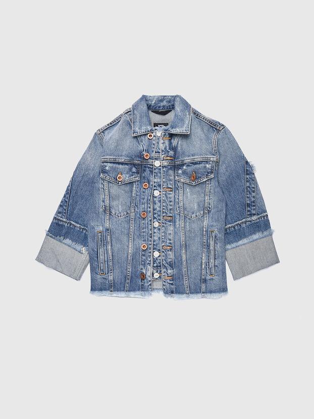 JVISEMAC, Blu Jeans - Giacche