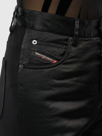 Diesel - P-PAD, Nero - Pantaloni - Image 4