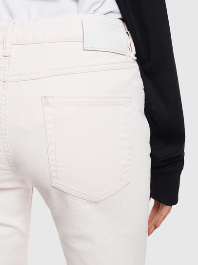 Diesel - D-Rifty 069MS, Bianco - Jeans - Image 5