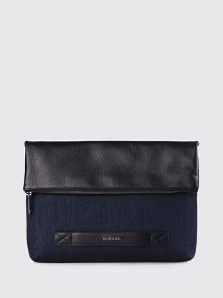 CLUTCH JP, Blu Scuro
