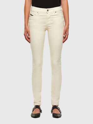 D-Roisin 0096H, Bianco - Jeans