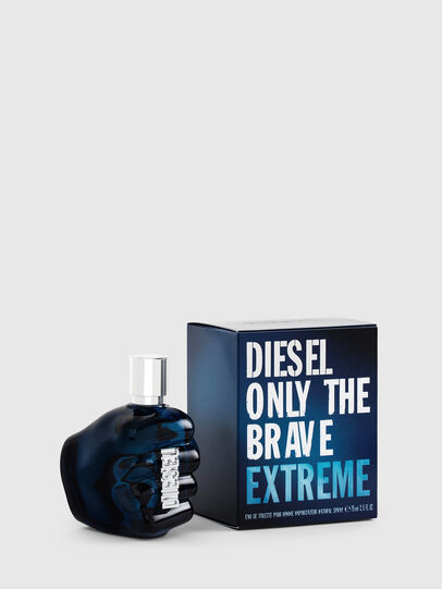Diesel - ONLY THE BRAVE EXTREME 75ML, Blu Scuro - Only The Brave - Image 1