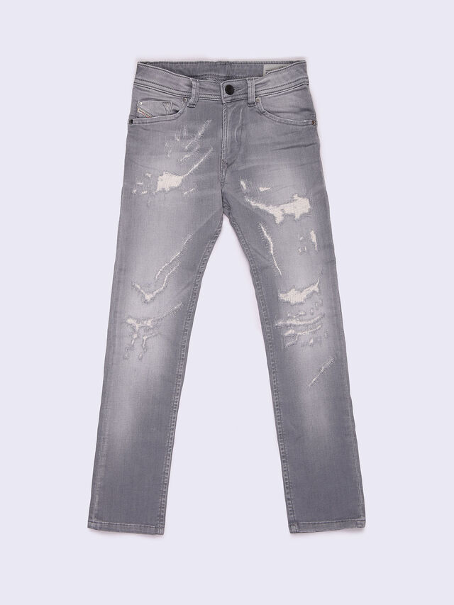 DARRON-R-J JOGGJEANS-N, Grigio Jeans