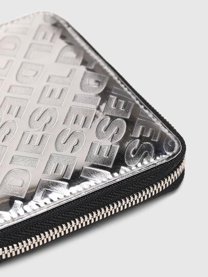 Diesel - PI-ZIP, Argento - Portafogli Con Zip - Image 5