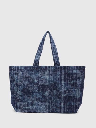 Diesel - D-THISBAG SHOPPER L, Blu Jeans - Shopper e Borse a Spalla - Image 2