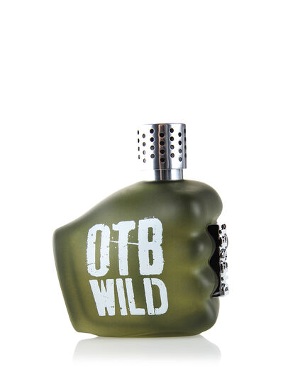 Diesel - ONLY THE BRAVE WILD 75ML, Verde - Only The Brave - Image 1