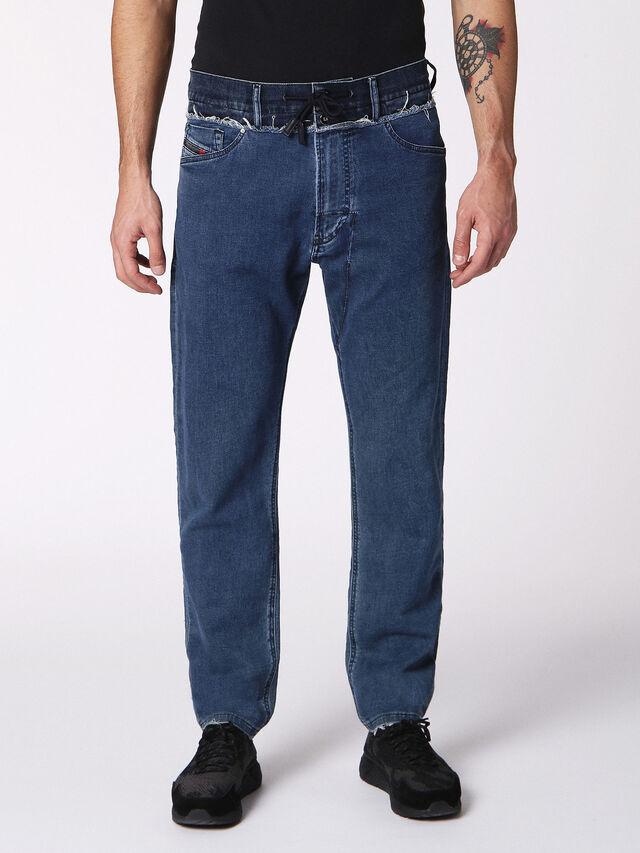NARROT CBW JOGGJEANS 084PS, Blu Jeans