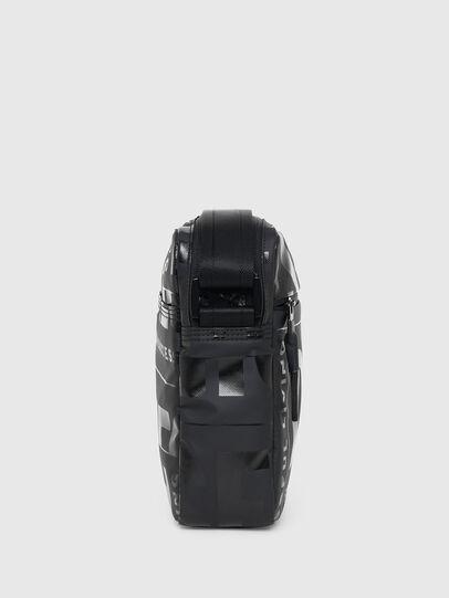 Diesel - X-BOLD DOUBLE CROSS, Nero - Borse a tracolla - Image 3