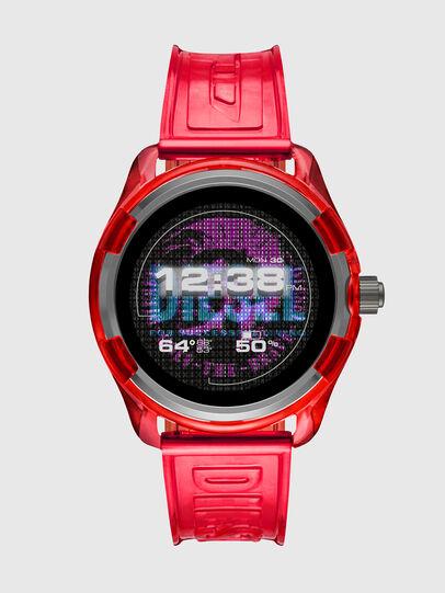 Diesel - DT2019, Rosso - Smartwatches - Image 1