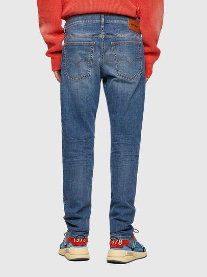 Diesel - D-Yennox 009ZR, Blu Chiaro - Jeans - Image 2