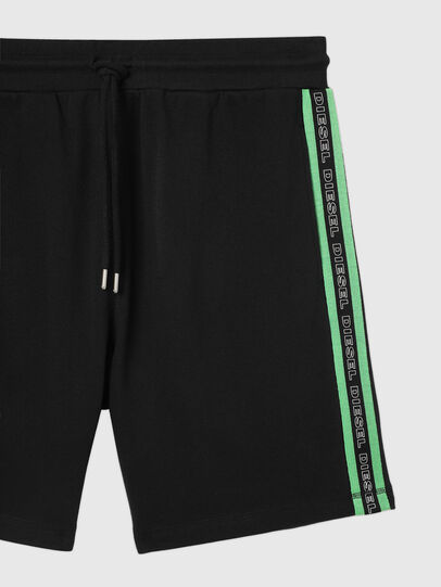 Diesel - UMLB-EDDY, Nero/Verde - Pantaloni - Image 3