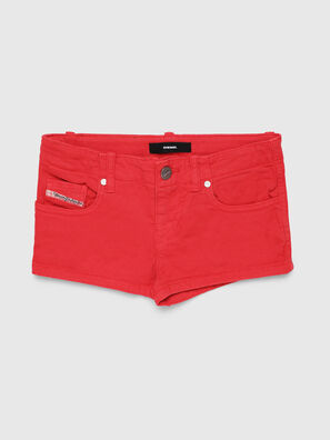PRIRAZ-N, Rosso - Shorts