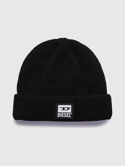 Diesel - K-XAU, Nero - Cappelli invernali - Image 1