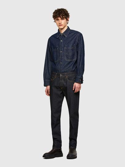 Diesel - D-Fining 009HF, Blu Scuro - Jeans - Image 5