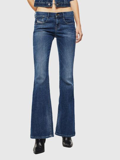 Diesel - D-Ebbey 086AM, Blu medio - Jeans - Image 1
