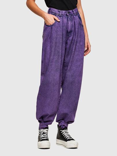 Diesel - D-Concias 009RR, Viola - Jeans - Image 1