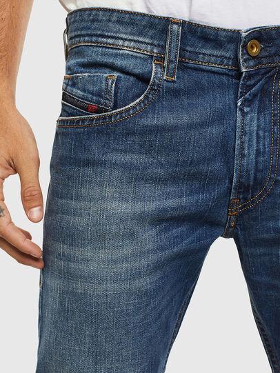 Diesel - Thommer 089AR, Blu Scuro - Jeans - Image 3