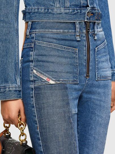 Diesel - D-Earlie 009NP, Blu medio - Jeans - Image 3