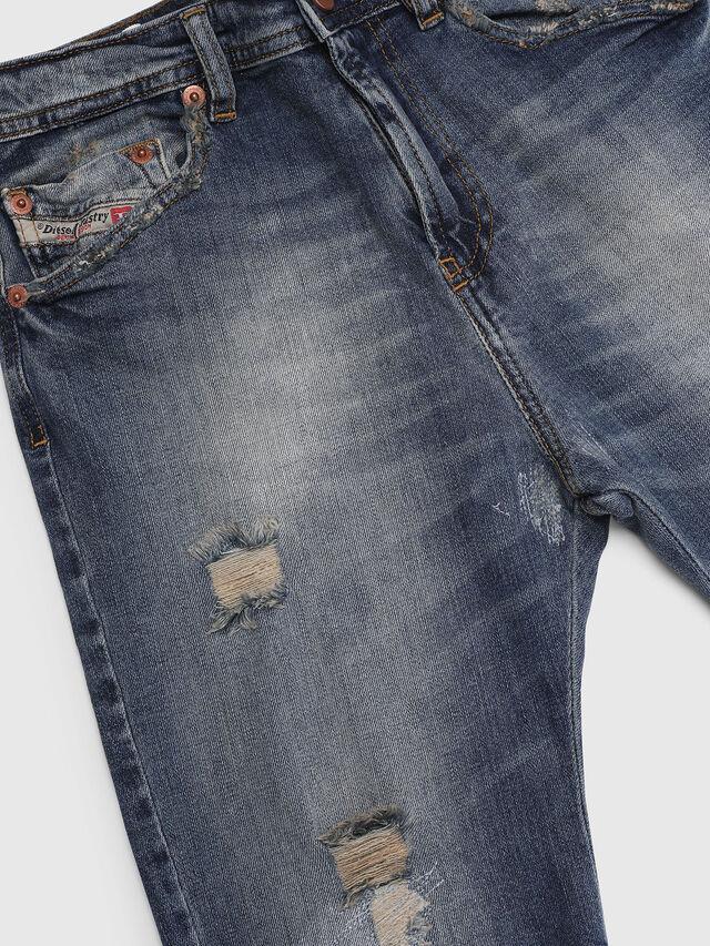 Diesel - NARROT-R-J-N, Blu Jeans - Jeans - Image 3