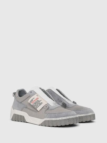 Diesel - S-LE RUA ON, Grigio - Sneakers - Image 2