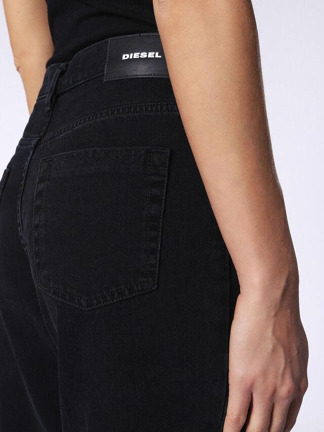 NICLAH-F 084TC, Nero Jeans