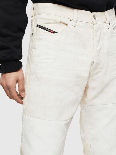 Diesel - D-Macs 009BA, Bianco - Jeans - Image 3