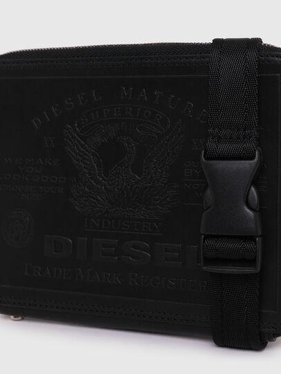 Diesel - BERUTO, Nero - Portafogli Continental - Image 4