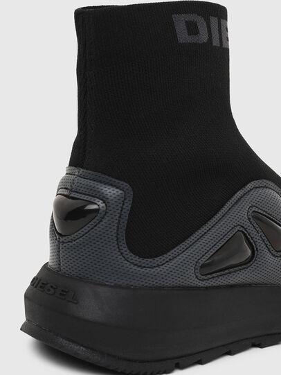 Diesel - H-PADOLA HSB W, Nero - Sneakers - Image 4