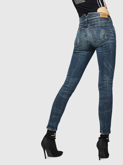 Diesel - D-Ramy 069GC, Blu Scuro - Jeans - Image 2