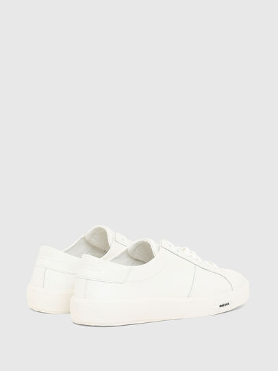 Diesel - S-MYDORI LC, Bianco - Sneakers - Image 3