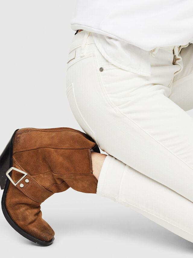 Diesel - Gracey JoggJeans 088AZ, Bianco - Jeans - Image 3