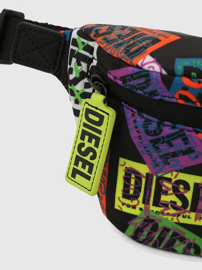 Diesel - DRAWBELT, Nero - Borse - Image 5