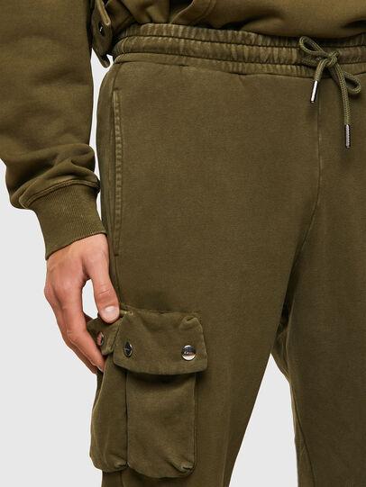 Diesel - P-TARPOCK, Verde Militare - Pantaloni - Image 3