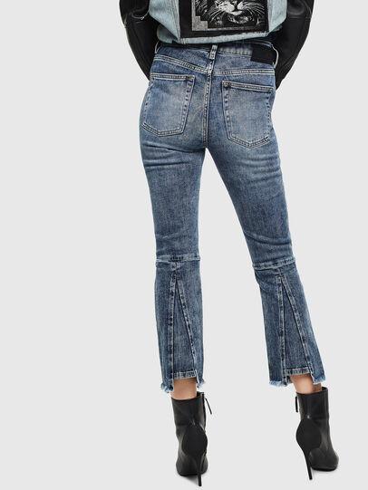 Diesel - D-Earlie 0098W, Blu medio - Jeans - Image 2