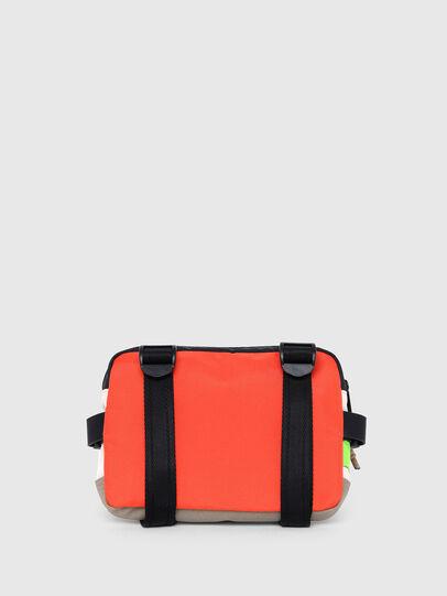 Diesel - DRESSLEK, Bianco/Arancione - Borse a tracolla - Image 2