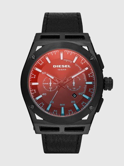 Diesel - DZ4544, Nero - Orologi - Image 1