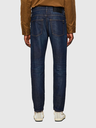 Diesel - D-Fining 09A48, Blu Scuro - Jeans - Image 2