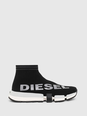 H-PADOLA MID SOCK W, Nero - Sneakers